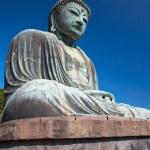 Great Buddha statue in Kamakura — Stock Photo #40624417