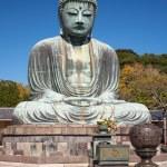 Great Buddha statue in Kamakura — Stock Photo #40624951