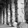 Colonnade of Colosseum — Stock Photo #45164557