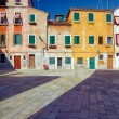 Traditional Venetian courtyard — Stock Photo #45164653