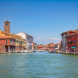 View on Murano canals, Italy — Foto de Stock   #51713119