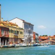 View on Murano canals, Italy — Foto de Stock   #51713127