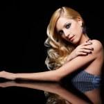 Beautiful blonde — Stock Photo #5238925