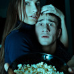 Scary movie — Stock Photo #5485366