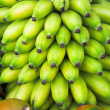 Green bananas — Stock Photo #13339100
