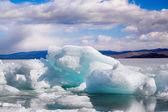 Winter Baikal — Stock Photo