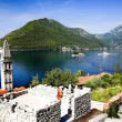 Perast city — Stock Photo