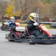 Karting race — Stock Photo #8695562