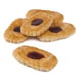 Sweet cookies with jam — Stock Photo #12707516