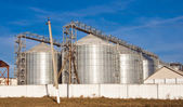 Storage Tanks — Stock Photo