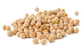 Chickpea isolated — Stock Photo