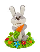 Easter bunny — Stock Photo