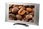 TV isolated — Stock Photo