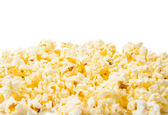 Popcorn isolated — Stock Photo