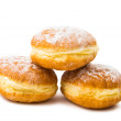Donuts with filling — Stock Photo #21260981