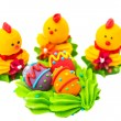 Easter sugar confectionery — Foto Stock