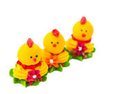 Easter sugar confectionery — Stock Photo