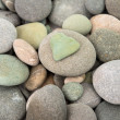 Pebbles isolated - Foto de Stock