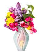 Bouquet de tulipes — Photo
