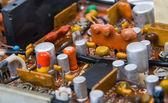 Printed-circuit board — Stock Photo