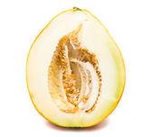 Ripe melon isolated — Stock Photo