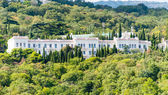 Yalta, Ukraine, Livadiyskiy palace in district Livadia of town Y — Stockfoto