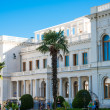 Livadia Palace (summer retreat of the last Russian tsar, Nichola — Stock Photo