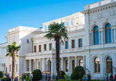 Livadia Palace (summer retreat of the last Russian tsar, Nichola — Stok fotoğraf