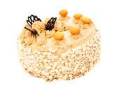 分離したケーキ — ストック写真