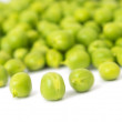 Green peas — Stockfoto