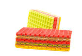 Wafer cakes — Stock Photo