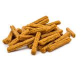 Baked Crackers — Stock Photo