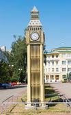Model of Big Ben — Foto Stock
