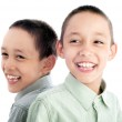 Twins together — Stock Photo #5822182
