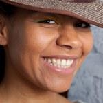 Black woman portrait — Stock Photo #22093395