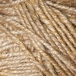Brown weave threads - Foto Stock