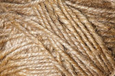 Brown weave threads — Stock Photo