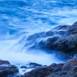 Blue waves — Stock Photo