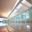 Barcelona airport — Stock Photo