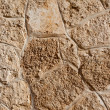 Texture of ancient masonry — Stock Photo