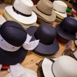 Summer hats — Stockfoto
