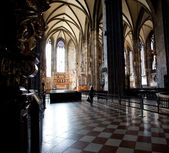Stephansdom, Vienna, Austria — Stock Photo