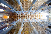 La Sagrada Familia 2013 — Stock Photo