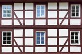 Old windows — Photo