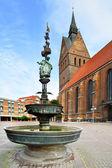 Hanover — Stock Photo