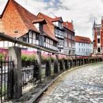 Street in Quedlinburg — Stock Photo #12597346