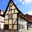 Old house in Quedlinburg — Stock Photo