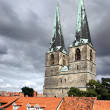 Church in Quedlinburg — Stock Photo