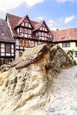 Quedlinburg — Стоковое фото
