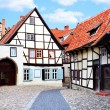 Old street in Germany — Stock Photo